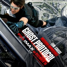 <cite>Mission: Impossible – Ghost Protocol </cite>(2011) posters