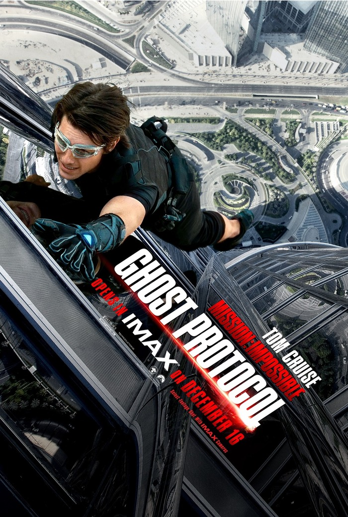 Mission: Impossible – Ghost Protocol (2011) posters 3