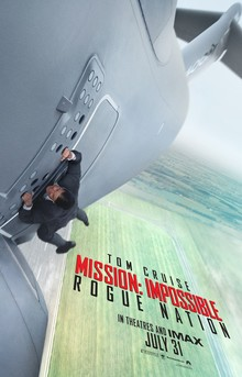 <cite>Mission: Impossible – Rogue Nation</cite> (2015) movie posters