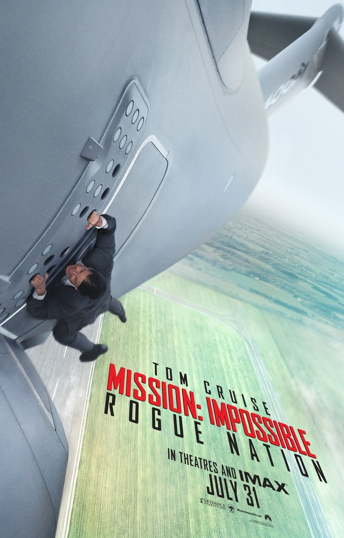 Mission: Impossible – Rogue Nation (2015) movie posters 2