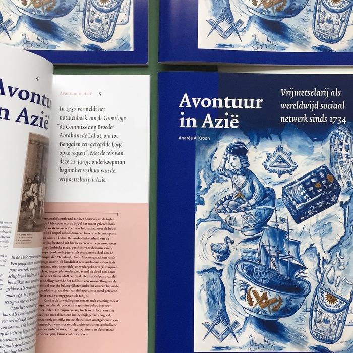 Avontuur in Azië: Vrijmetselarij als wereldwijd sociaal netwerk sinds 1734 – Andréa A. Kroon 4