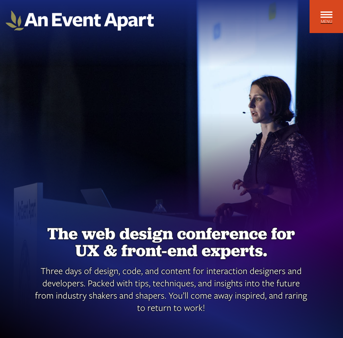 An Event Apart 1
