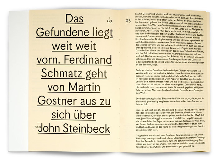 Ferdinand Schmatz – aufSÄTZE! 3