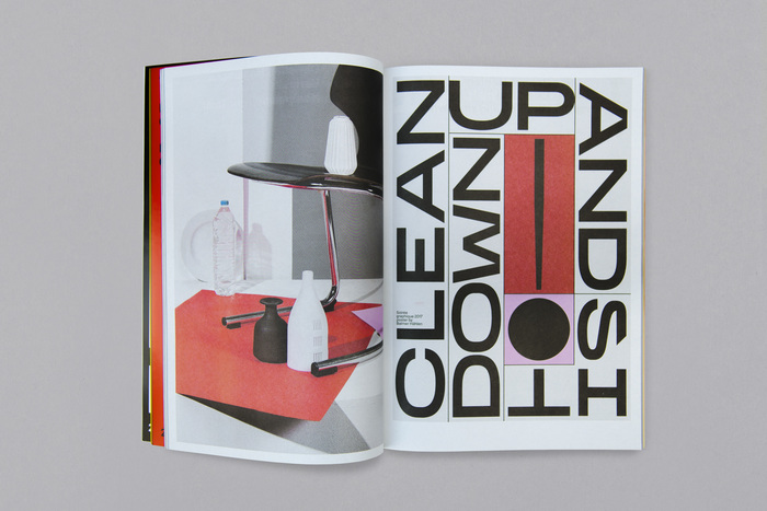 …and in the Soirée graphique magazine.