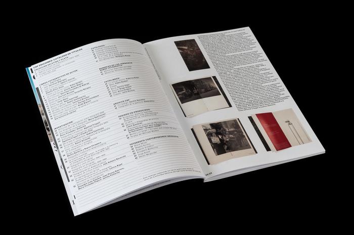SUR. Revista de Fotolibros Latinoamericanos #1 3