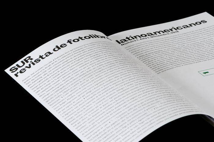 SUR. Revista de Fotolibros Latinoamericanos #1 5