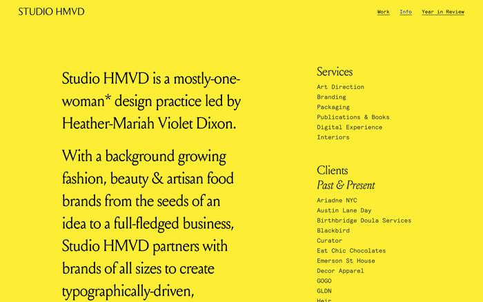 Studio HMVD 3