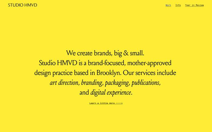 Studio HMVD 1