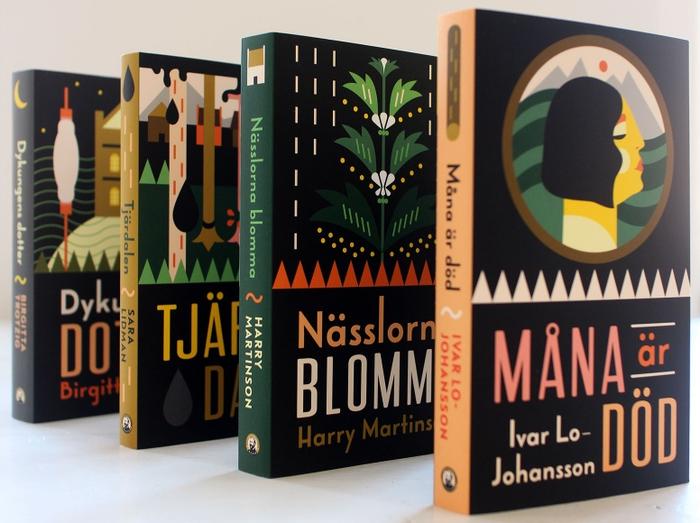 Klassiker book series, Albert Bonniers Förlag 1