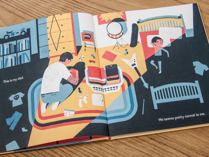 My Dad Used to Be so Cool – Keith Negley 2