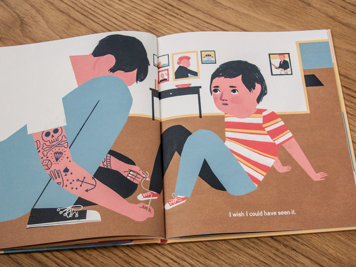 My Dad Used to Be so Cool – Keith Negley 3