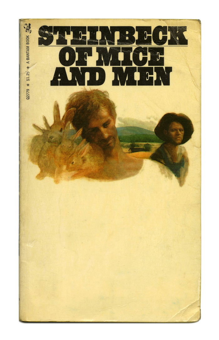 Of Mice And Men – John Steinbeck (Bantam)