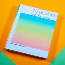 <cite>20 ans d'art en France</cite>