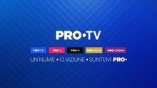 Pro TV Romania rebrand 2017