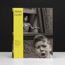 <cite>Helen Levitt</cite>, Kehrer Verlag