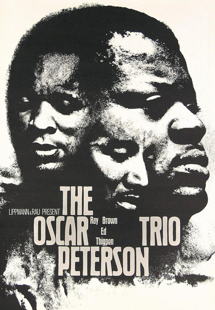 Lippmann & Rau Present The Oscar Peterson Trio poster