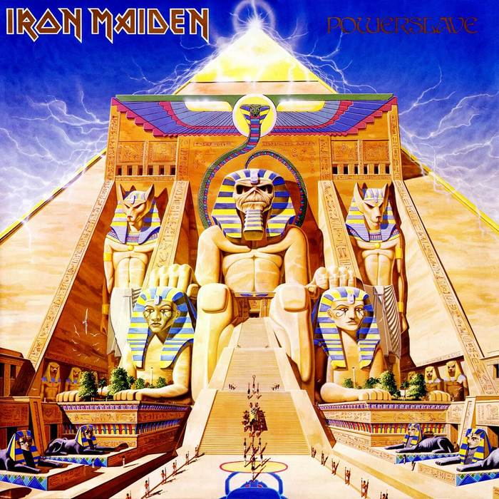Iron Maiden – Powerslave 1
