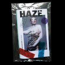 "<cite>HAZE</cite> magazine<span class=""nbsp""></span>"