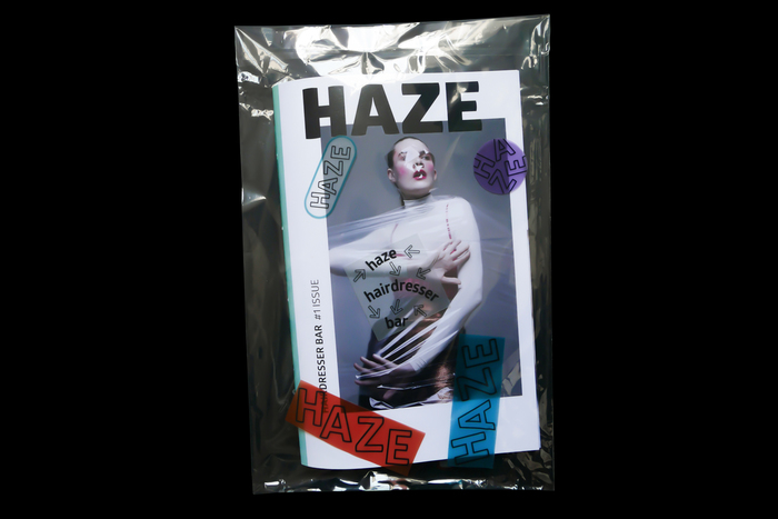 HAZE magazine 1