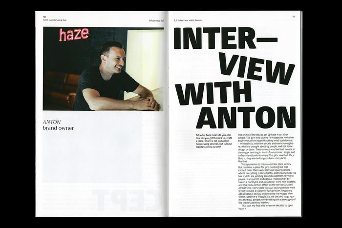 HAZE magazine 4