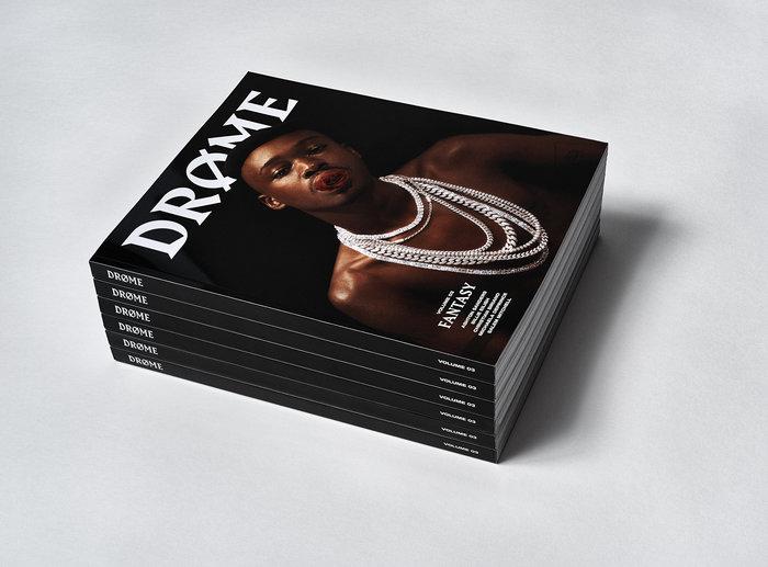 "Drøme magazine, vol.3: ""Fantasy"" 1"