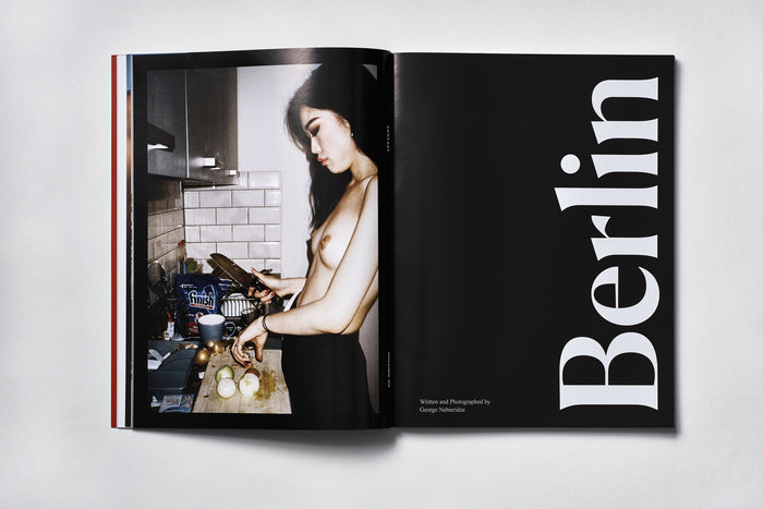 Cooking in Berlin with Canela.