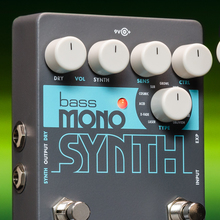 EHX Mono Synth effect pedal