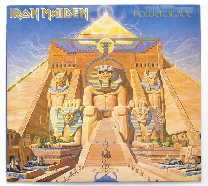 Iron Maiden – Powerslave 2