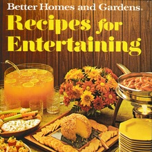 <cite>Recipes for Entertaining</cite>