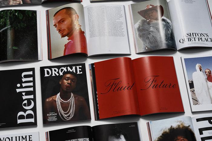 "Drøme magazine, vol.3: ""Fantasy"" 9"