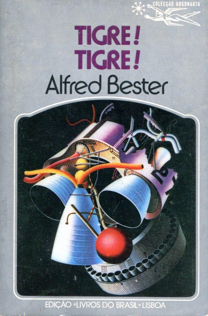 Nº 241 – Tigre! Tigre! (1977). Cover by Manuel Dias.