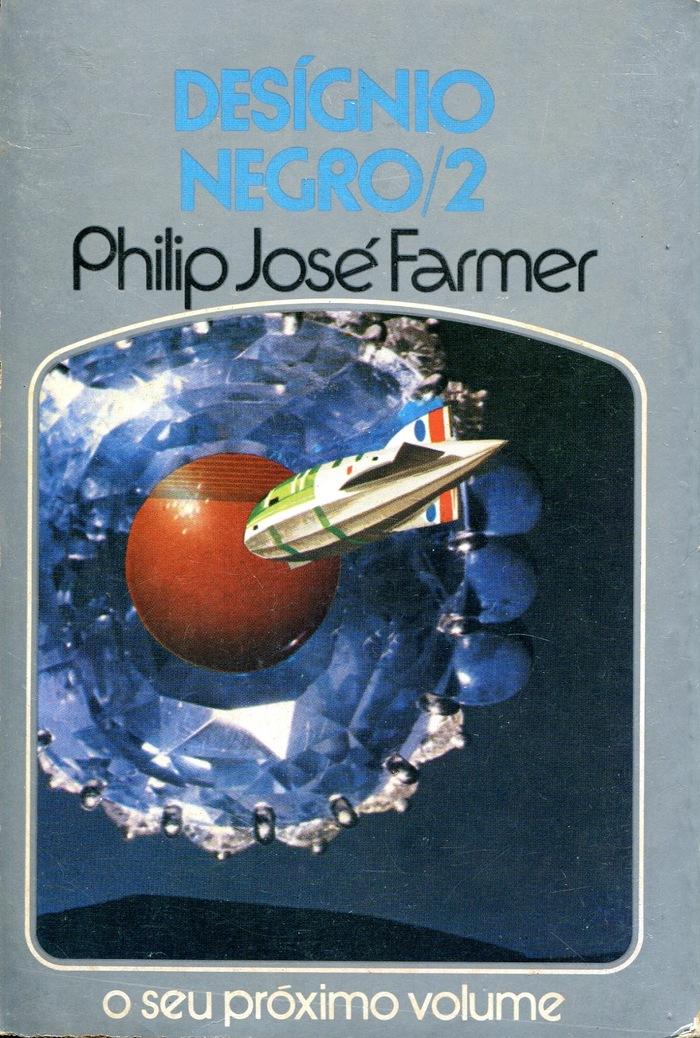 Back cover of Nº 272, announcing Nº 273 – Desígnio Negro 2.