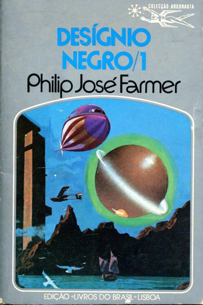 Nº 272 – Desígnio Negro 1 (1980). Cover by A. Pedro.