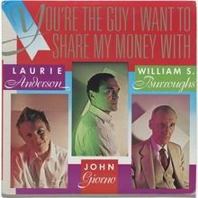 Laurie Anderson – <cite>You're the Guy I Want to Share My Money With</cite>