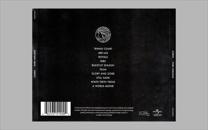 Pure Heroine – Lorde 3