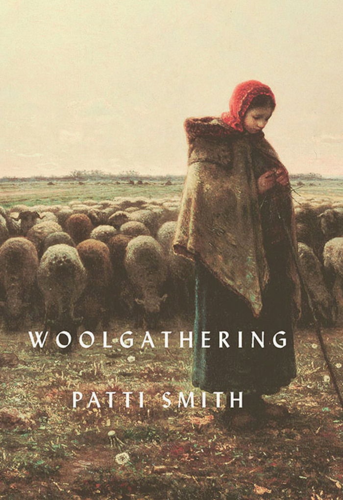 Jacket painting: Jean-Françoise Millet, Shepherdess with Her Flock