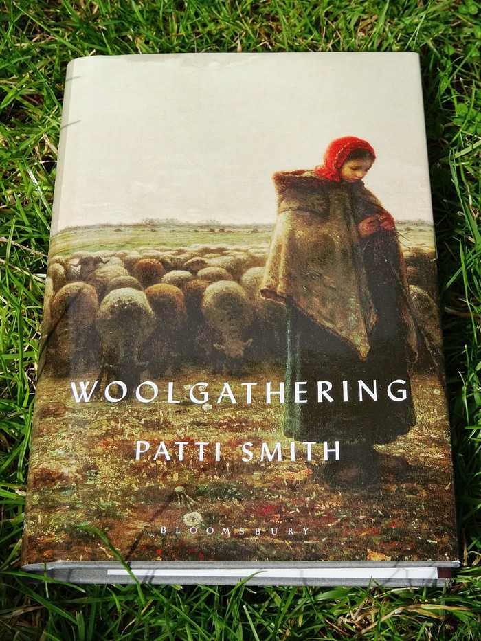 Woolgathering by Patti Smith (2011 New Directions edition) 3