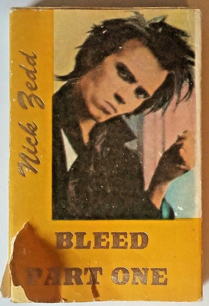 #44, Bleed Part One by Nick Zedd (1992)