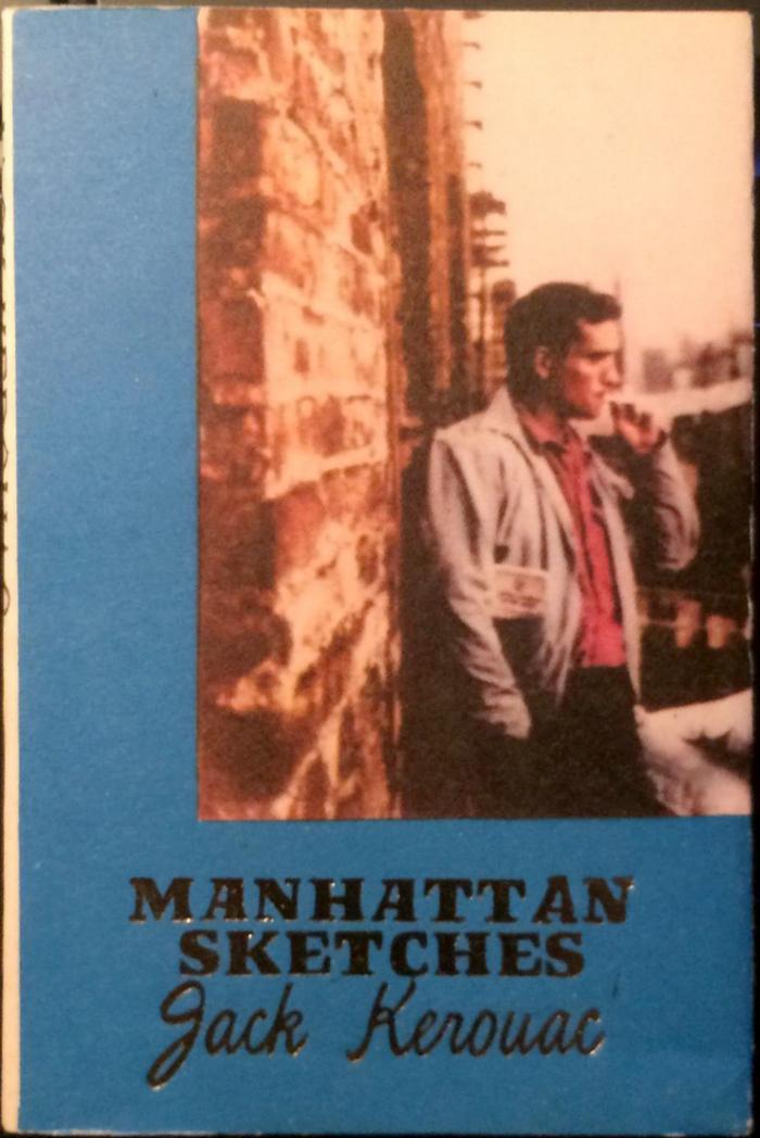 #14B (unnumbered), Manhattan Sketches by Jack Kerouac (1988)