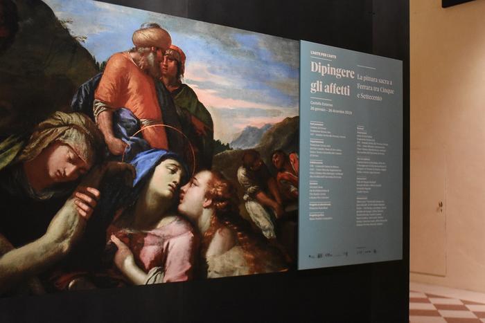 L'arte per l'arte: dipingere gli affetti / La pittura sacra a Ferrara tra Cinque e Settecento 2