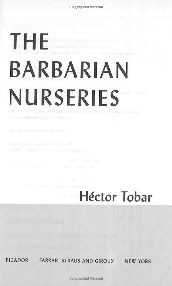 The Barbarian Nurseries 3