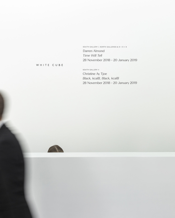 White Cube identity (2019) 3