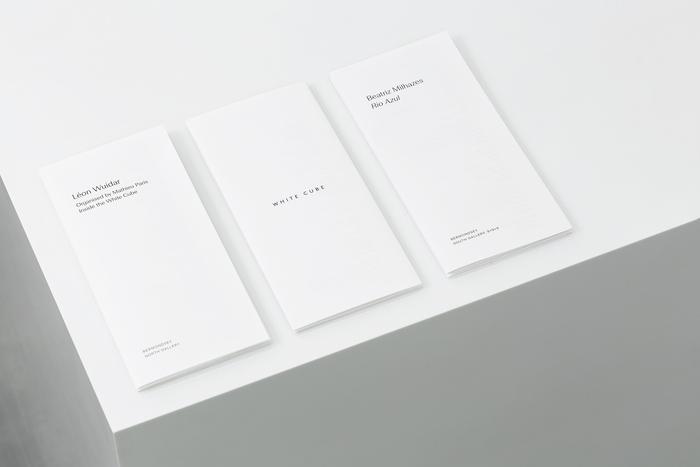 White Cube identity (2019) 5
