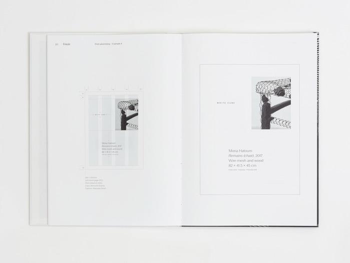 White Cube identity (2019) 10