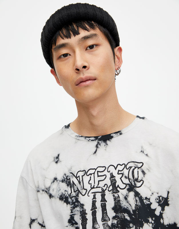 """Pull&Bear """"Bleached"""" and """"NEXT"""" shirts 4"""