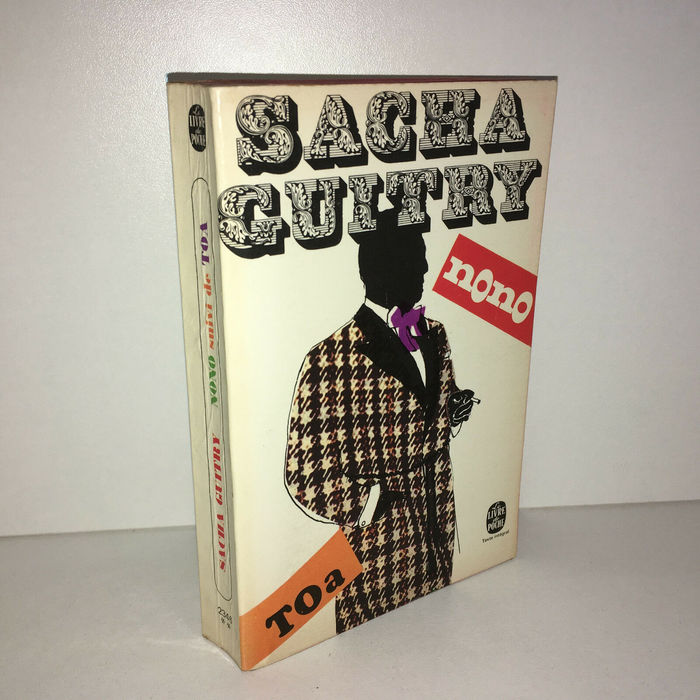 Nono, suivi de Toa by Sacha Guitry 2