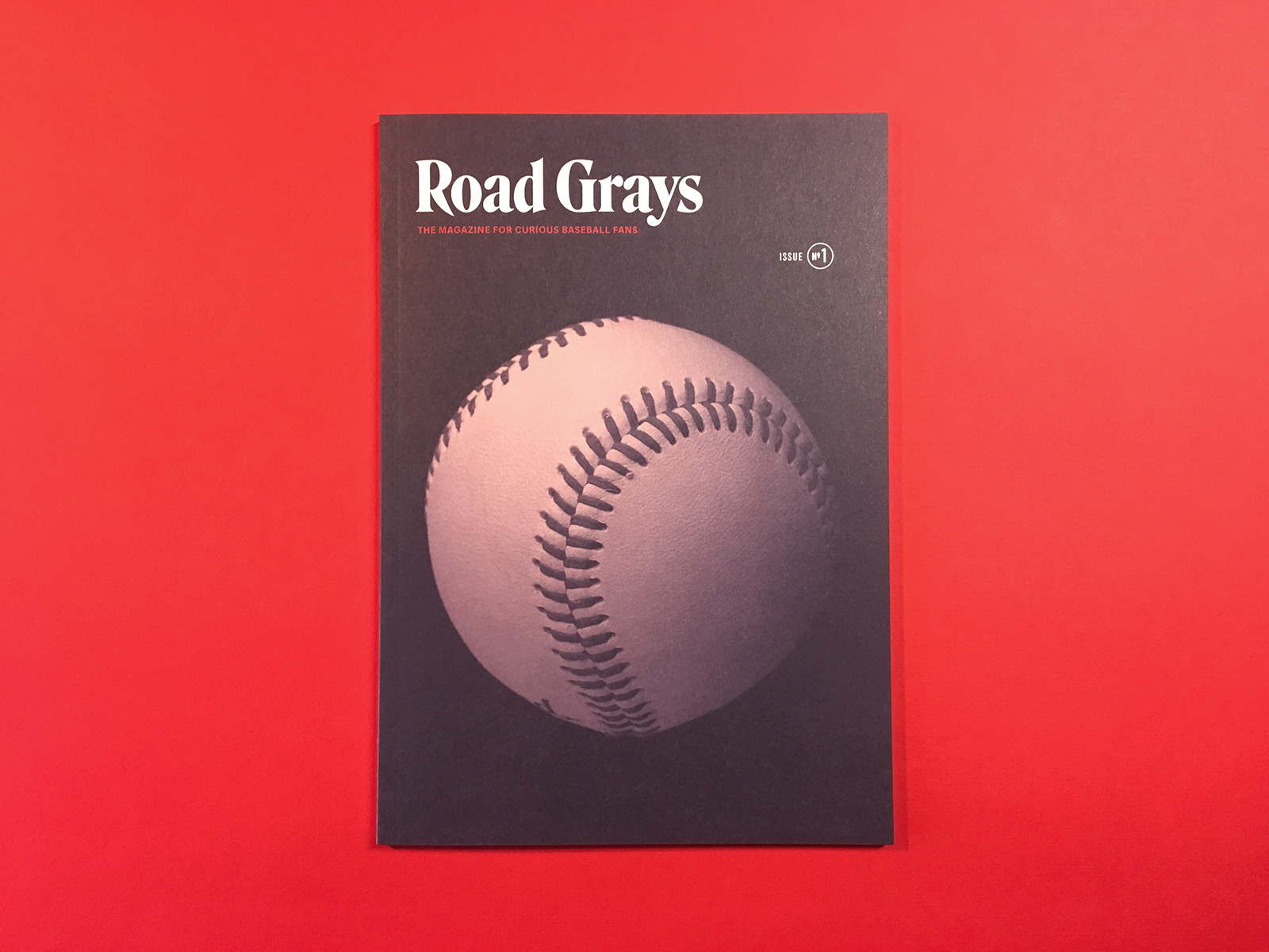 Road Grays magazine, issue No  1 - Fonts In Use