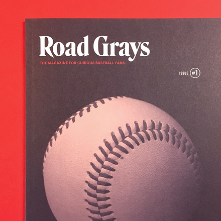Road Grays magazine, issue No. 1