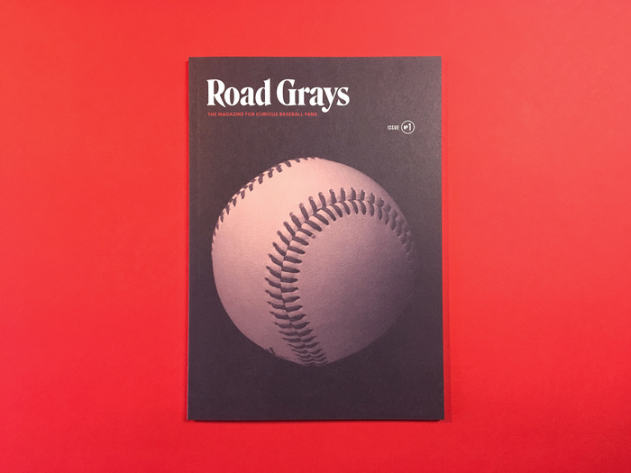 Road Grays magazine, issue No. 1 1