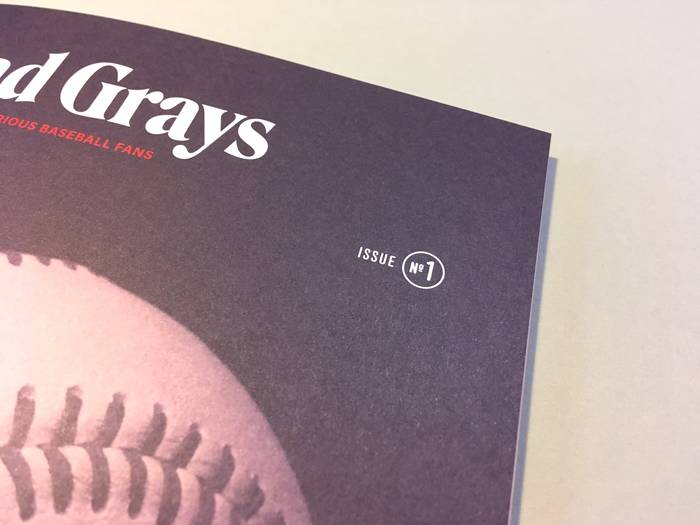 Road Grays magazine, issue No. 1 2